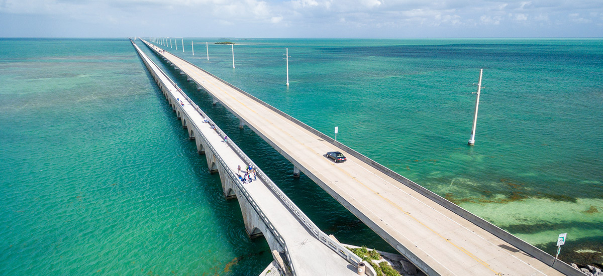 Florida Keys Overseas Highway, an All-American Road