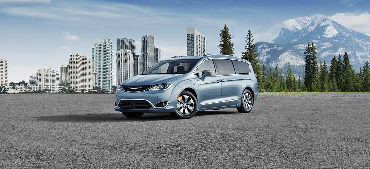 Chrysler Pacifica NowCar