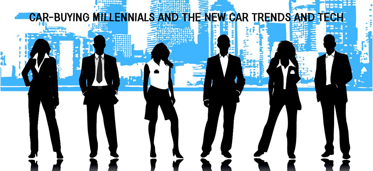 NowCar Car Buying Millennial New Car Trends Tech