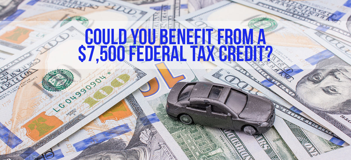 It's Tax Season, Learn About the Tax Credit for EVs and PHEVs