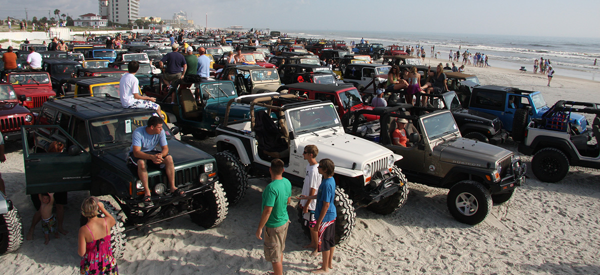 Nowcar Daytona Is Gearing Up For Jeep Beach 2017
