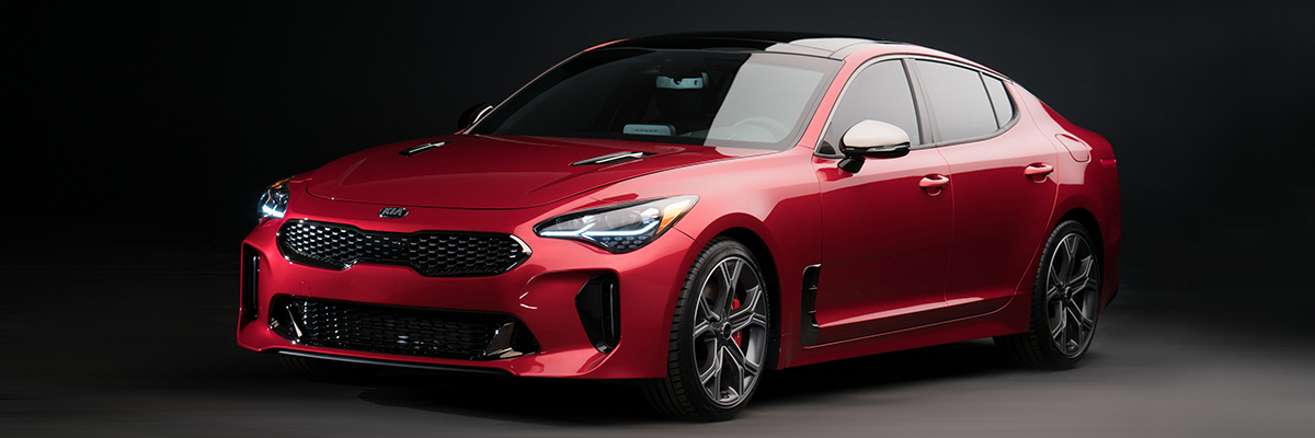 NowCar 2018 Kia Stinger Launch May
