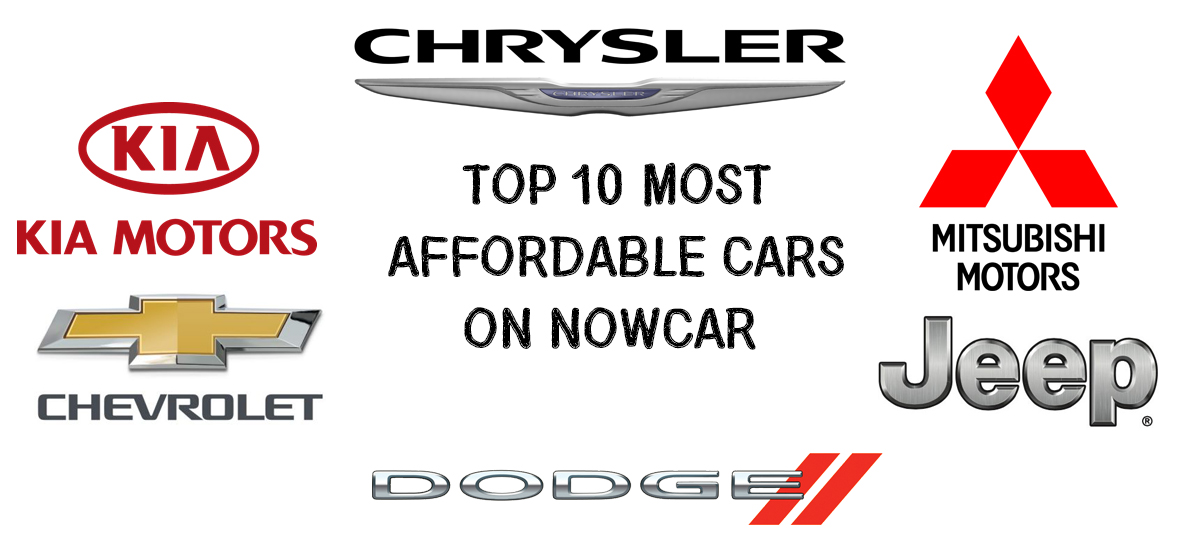 NowCar Most Affordable Cars Online