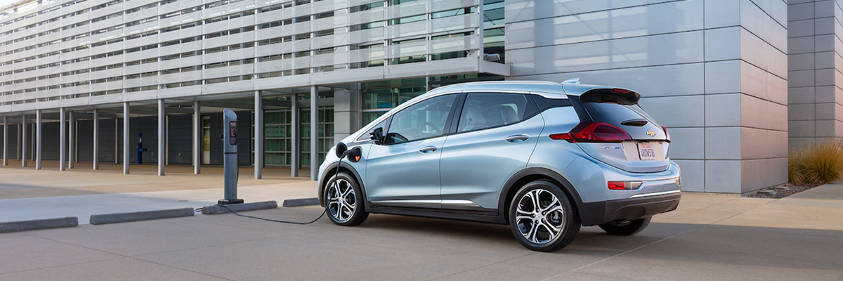 NowCar 2017 Chevy Bolt EV Here