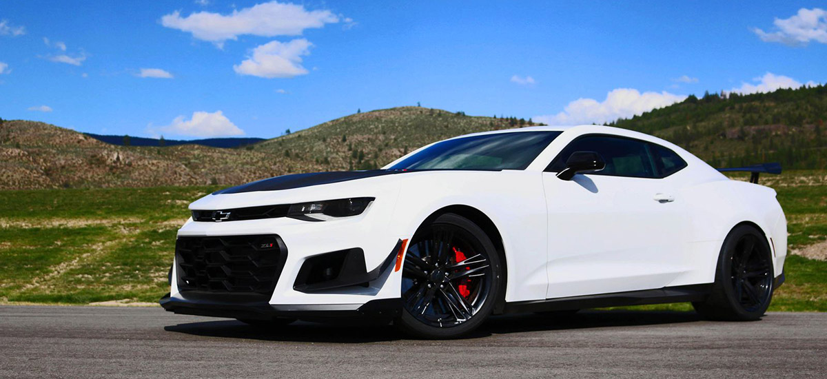JD Power 2018 Chevrolet Camaro