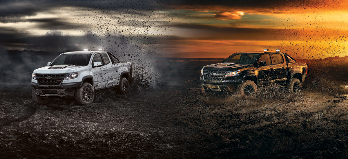 NowCar 2019 Corvette Chevrolet Colorado Midnight and Dusk Editions