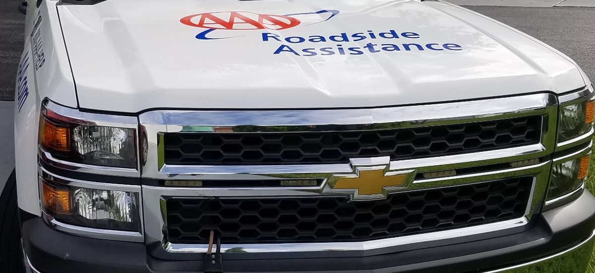 NowCar Chevrolet Triple AAA Roadside Assistance