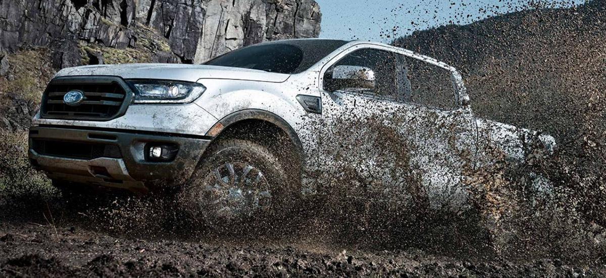 NowCar 2019 Ford Ranger T6