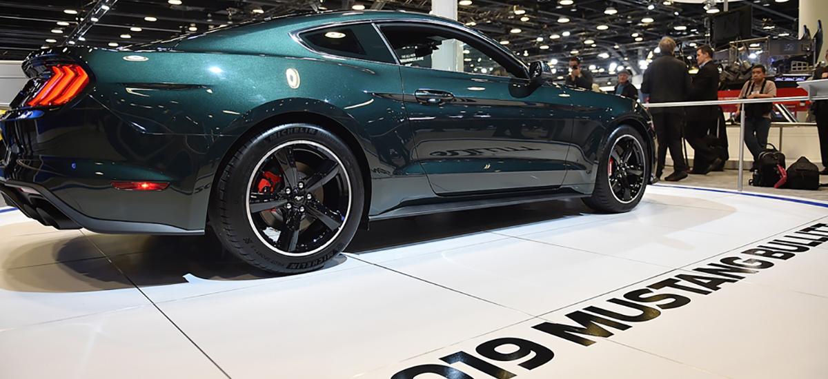 NowCar Ford Mustang Bullit