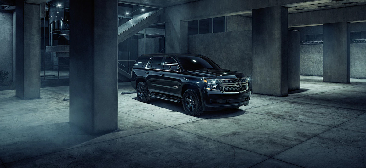 NowCar 2018 Chevrolet Tahoe Custom Midnight