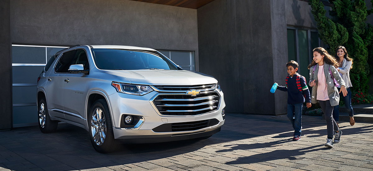 NowCar Reason Love Chevy Traverse