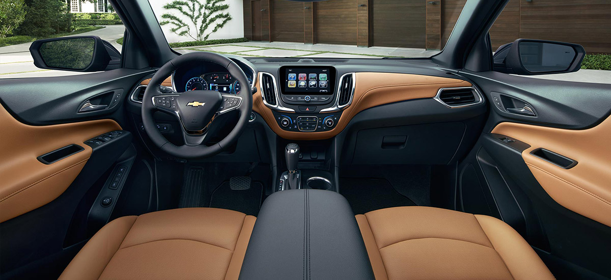 NowCar 2018 Wards Auto Best Interiors Chevrolet Equinox