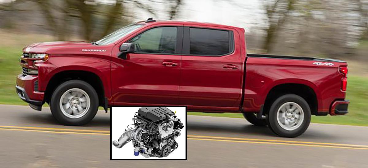 NowCar 2019 Chevrolet Silverado Turbo Engine
