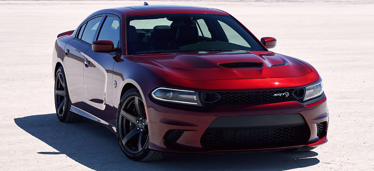 NowCar 2019 Dodge Charger SRT Hellcat