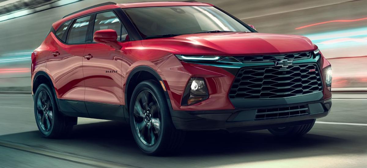 NowCar 2019 Chevrolet Blazer