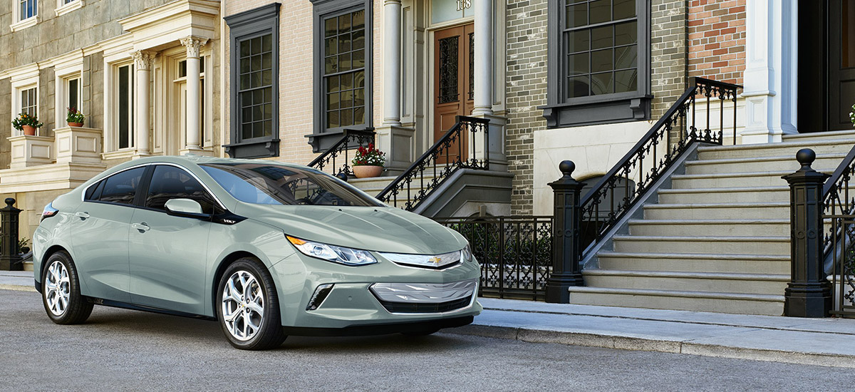 NowCar 2019 Chevy Volt Charging System
