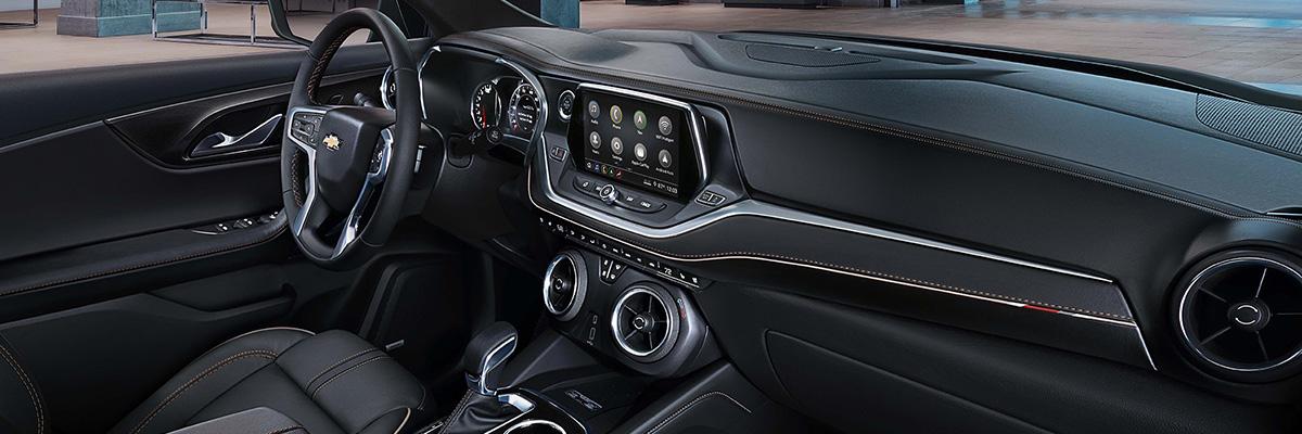 2019 Chevrolet Blazer Technology