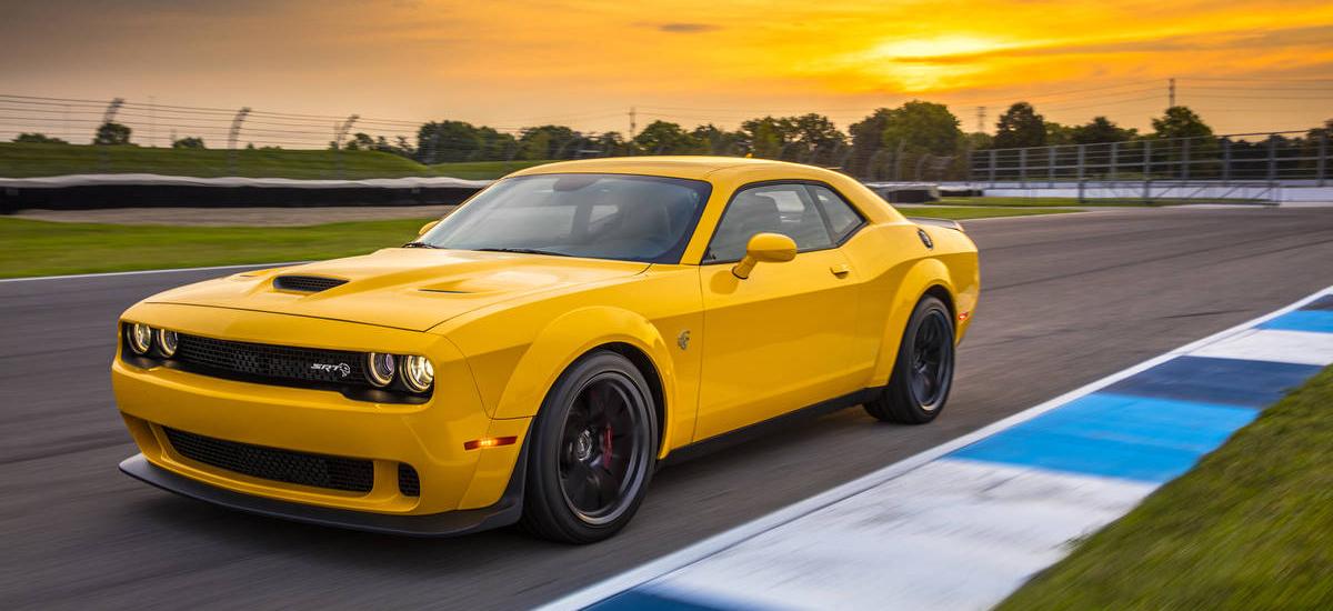 NowCar 2018 Dodge-Challenger SRT Hellcat Widebody