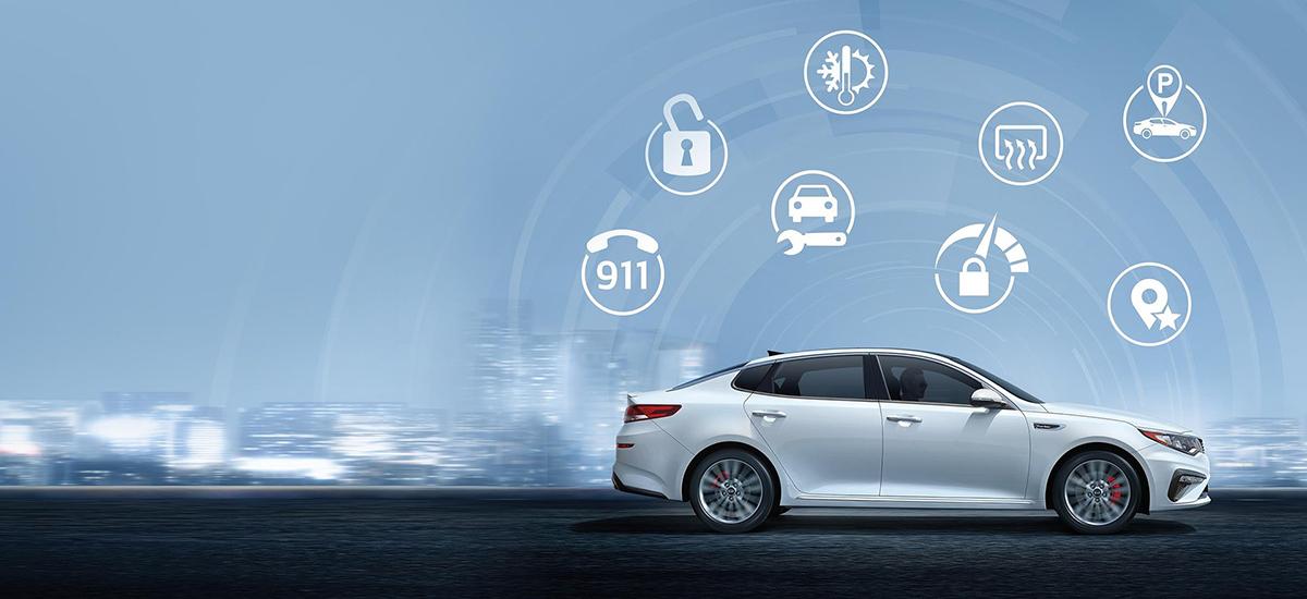 NowCar JD Power Tech Experience Kia Motors