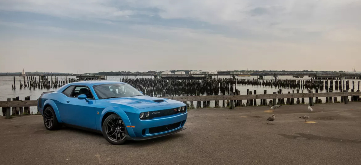 NowCar 2019 Dodge Challenger R/T Scat Pack Widebody