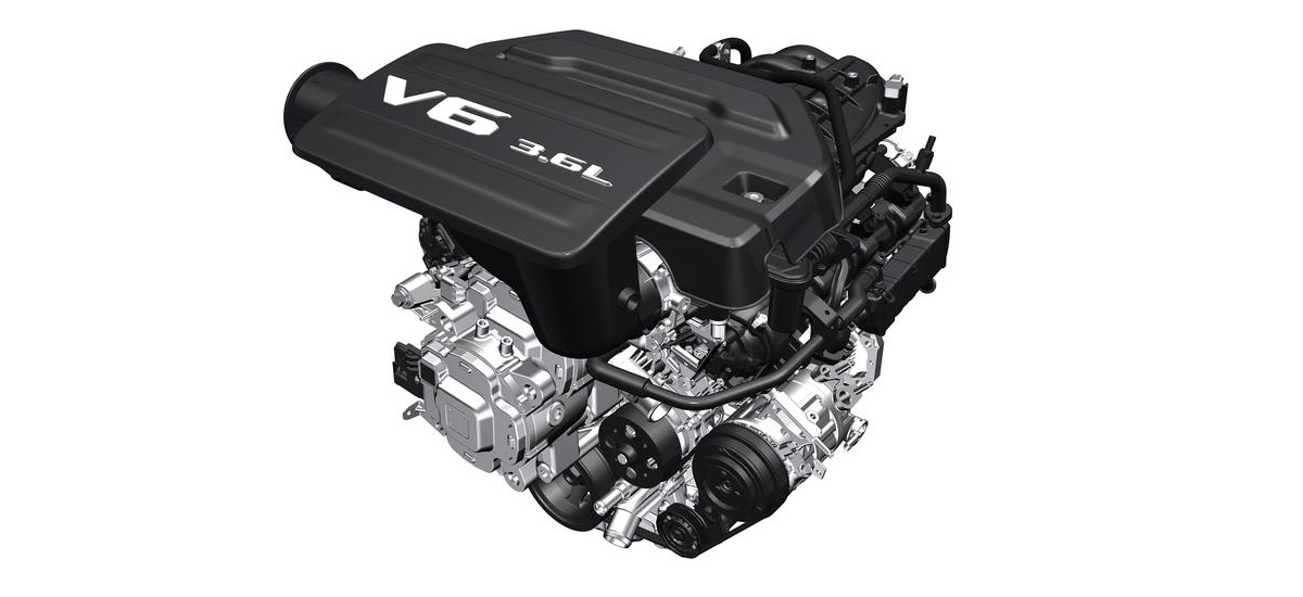NowCar Pentastar V6 eTorque WardsAuto Best Engine