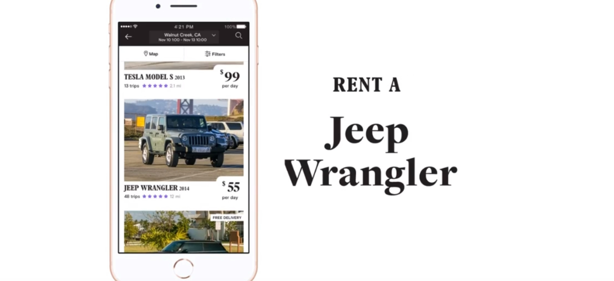 NowCar Rent Turo Buy Online