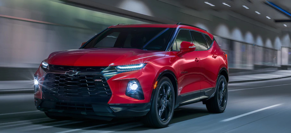 NowCar 2019 Chevrolet Blazer Highlights