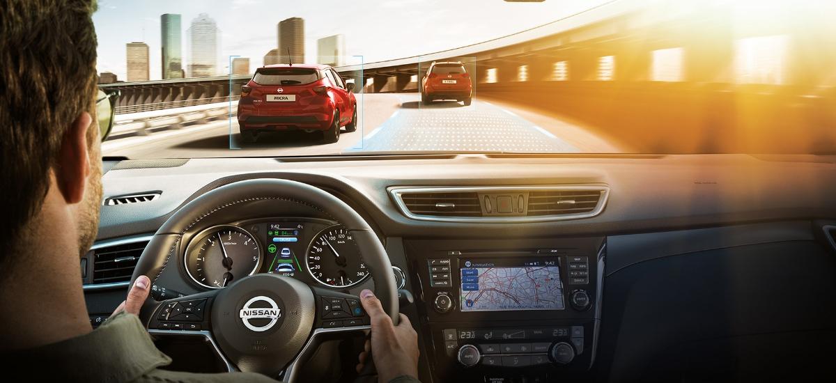 NowCar Fiat-Chrysler Merge Renault Autonomous Driving