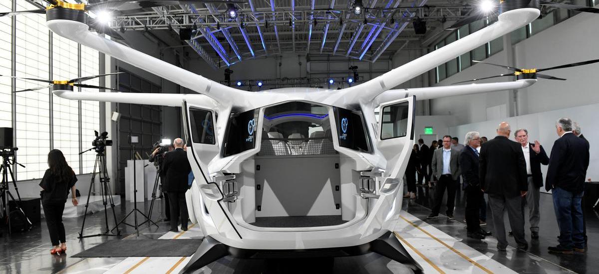 NowCar Skai Hydrogen Personal Aircraft