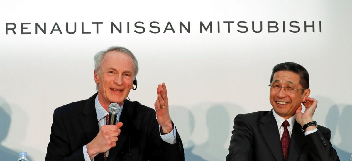 NowCar Renault-Nissan FCA Merger Waymo