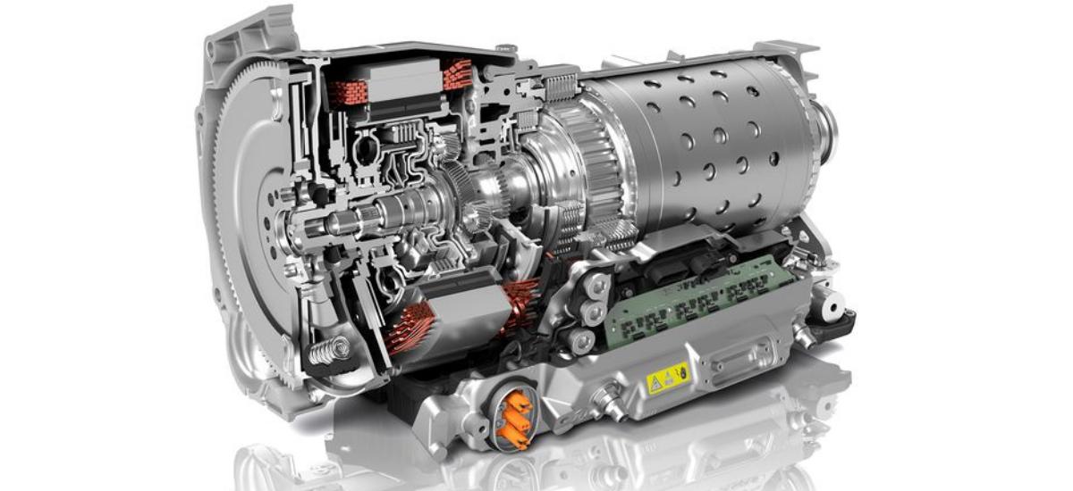NowCar FCA New Hybrid-Ready 8HP Transmission