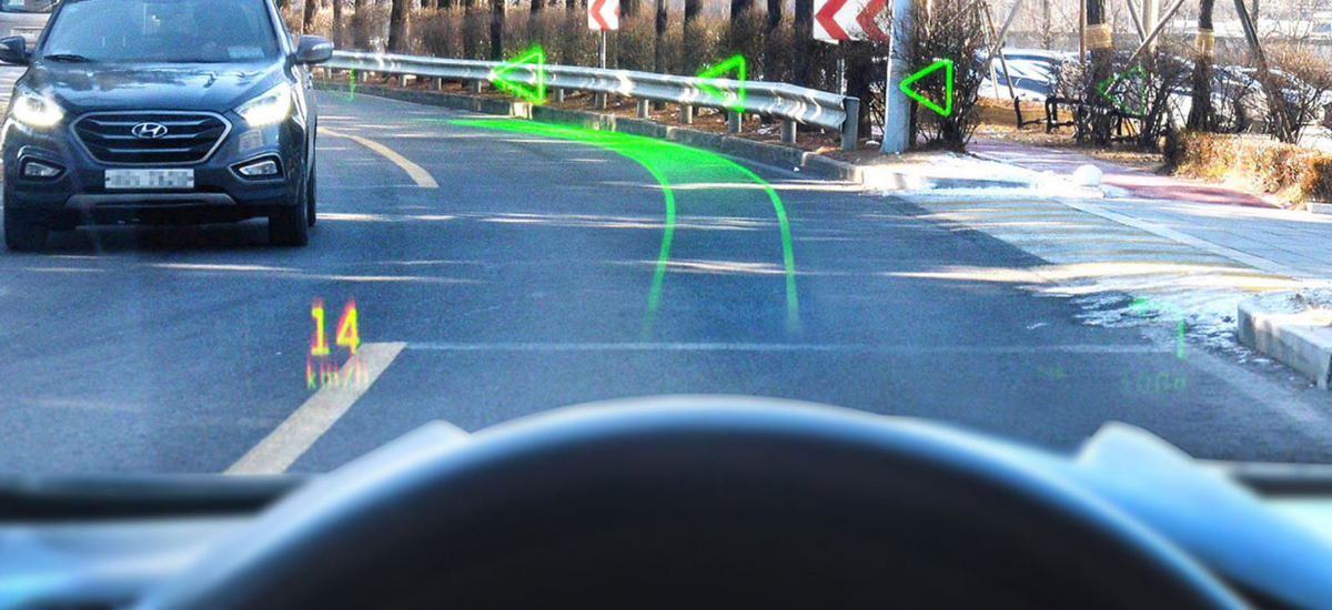 NowCar Future Cars AR Windshield