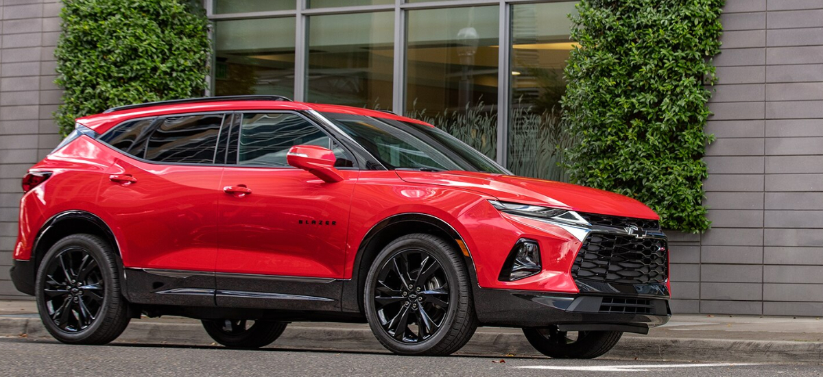 NowCar Chevrolet Blazer RS Good Bad
