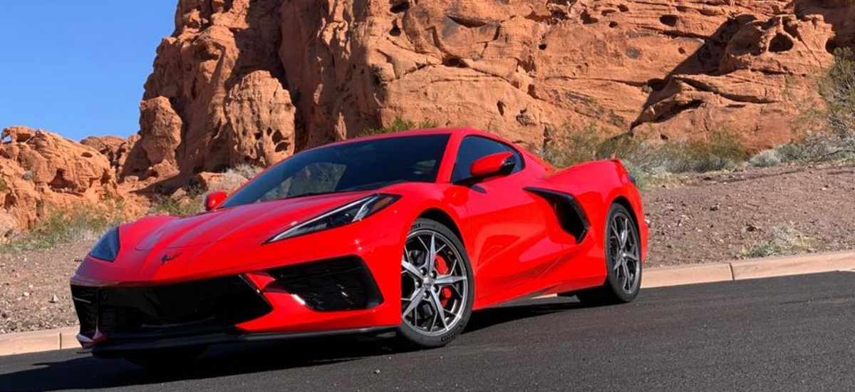 NowCar 2020 Chevrolet Corvette Stingray C8