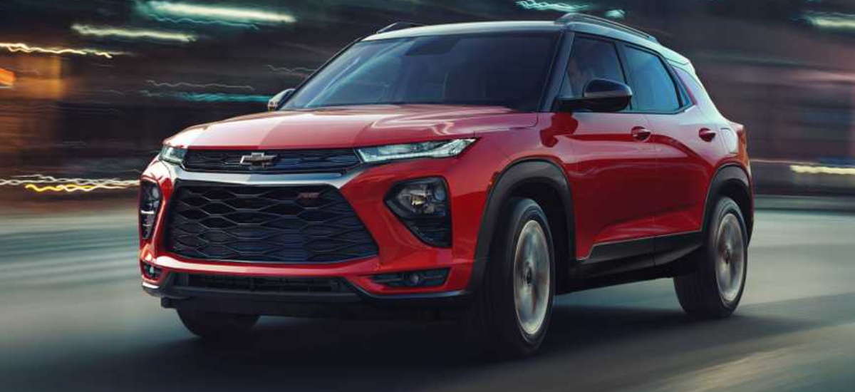 NowCar 2021 Chevrolet Trailblazer