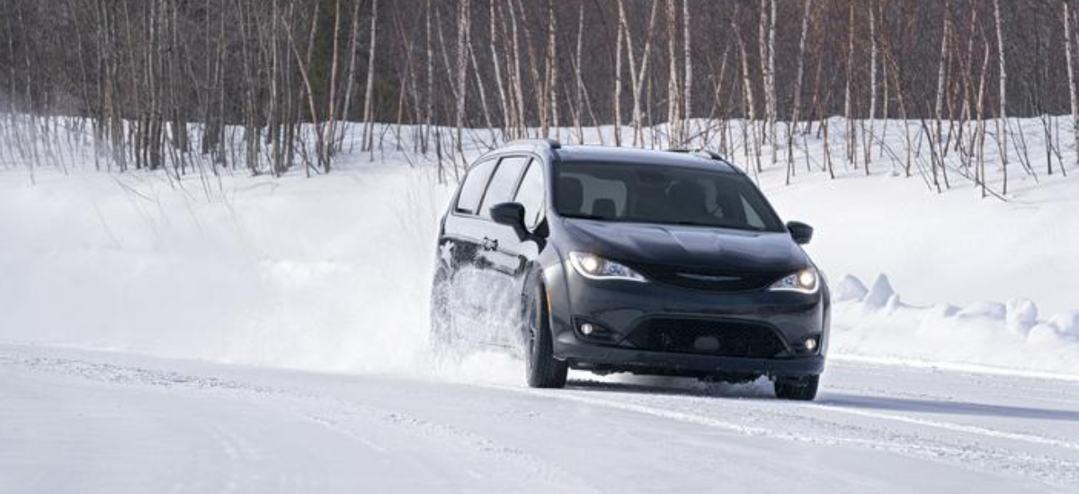 NowCar 2020 Chrysler Pacifica AWD