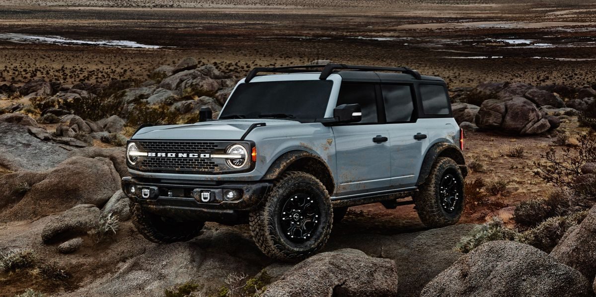 nowcar  the 2021 ford bronco will ride on goodyear