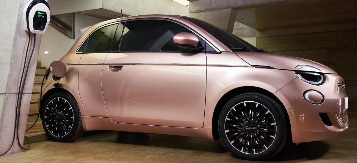 NowCar Fiat 500 BEV