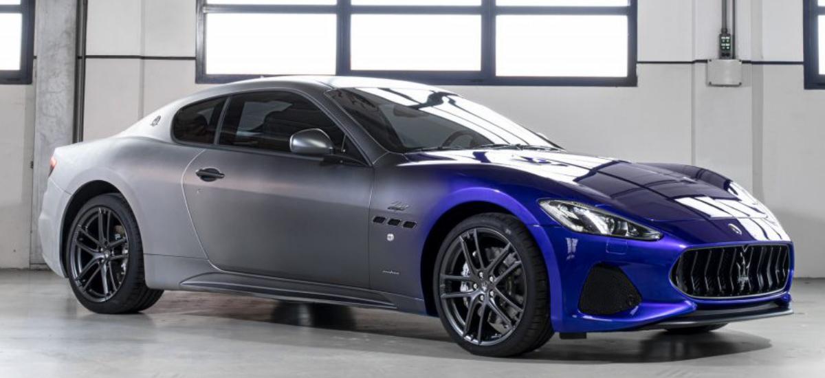 NowCar Maserati Hybrid
