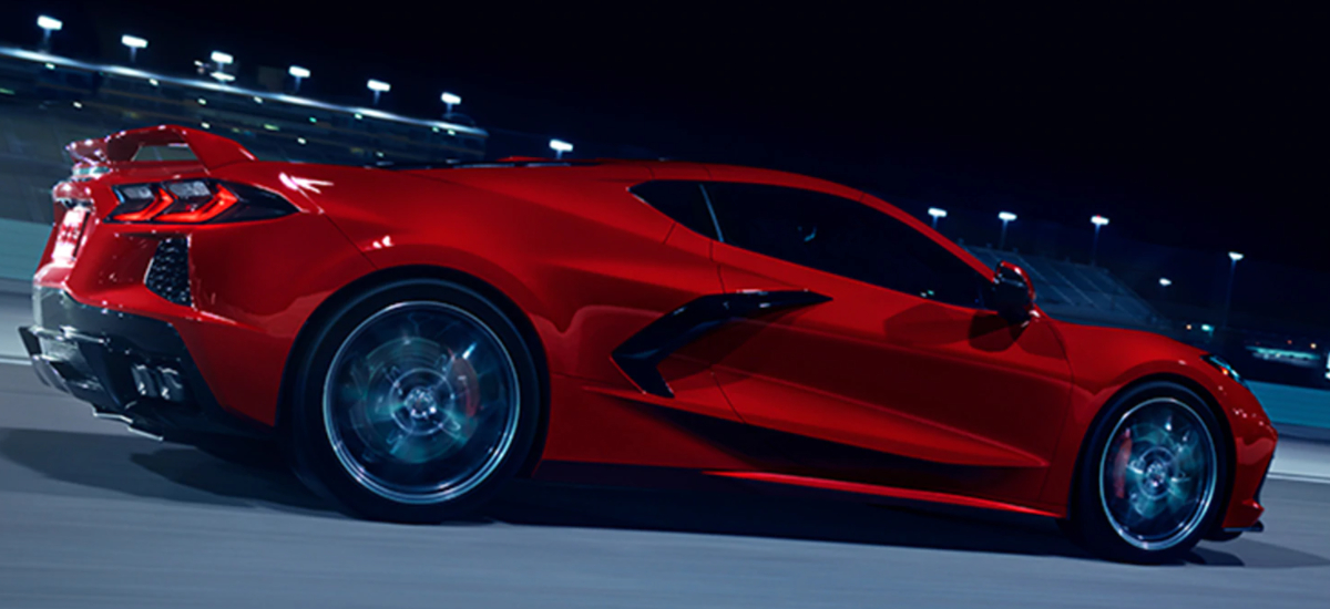NowCar Success 2020 Chevrolet Corvette C8
