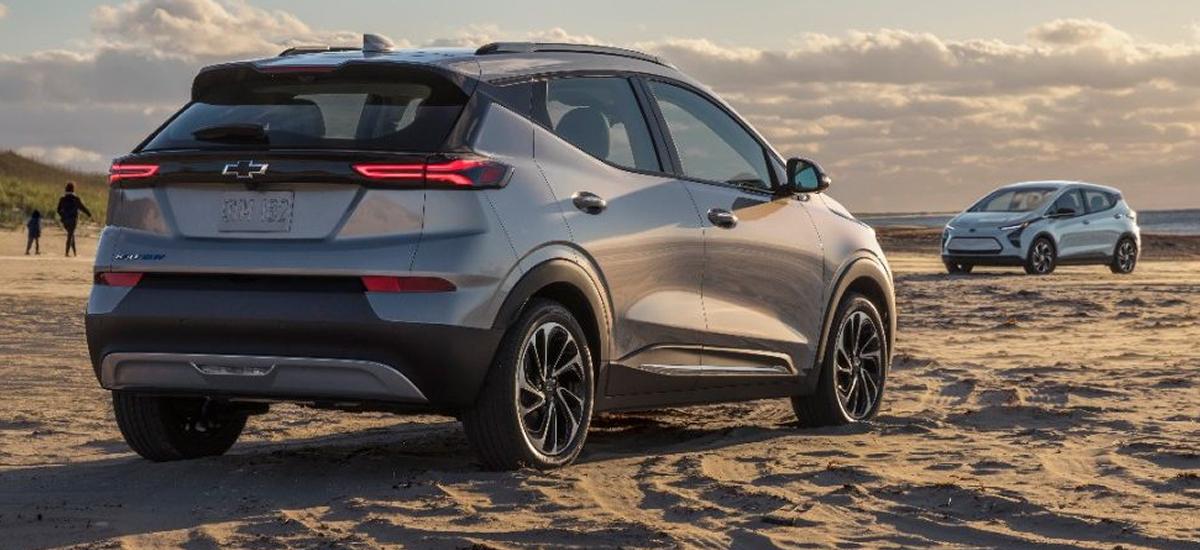 NowCar Chevrolet Bolt EUV Reveal