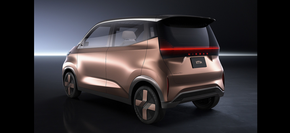 NowCar Mitsubishi Nissan EV Minicar
