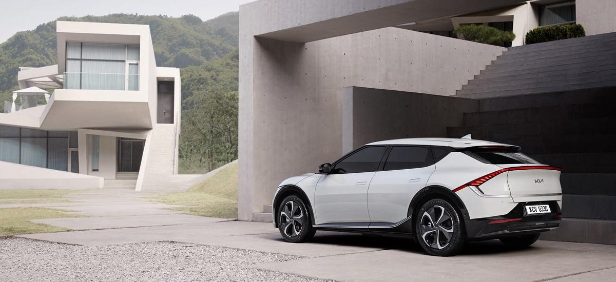 NowCar Kia EV6 Reveal