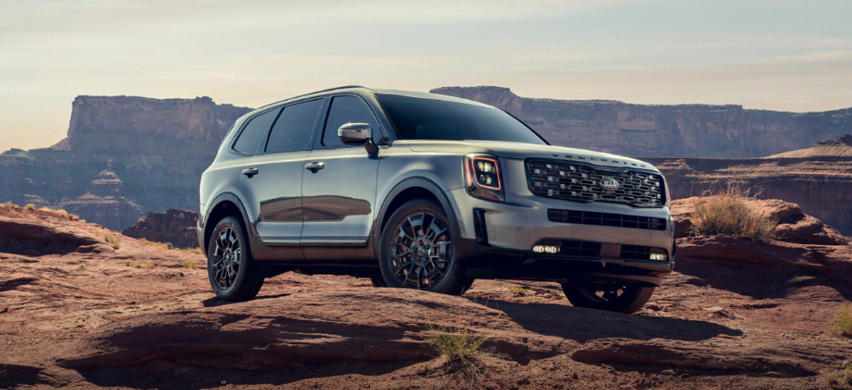NowCar US News Best SUVs Kia Telluride