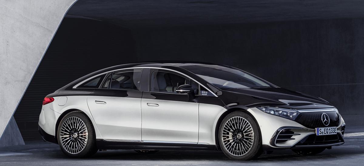 NowCar Mercedes-Benz Electric Vehicle EQ
