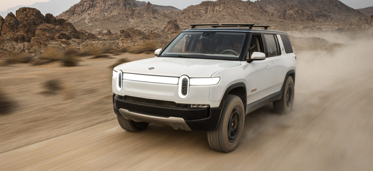 NowCar Rivian Product Lineup Removable Top