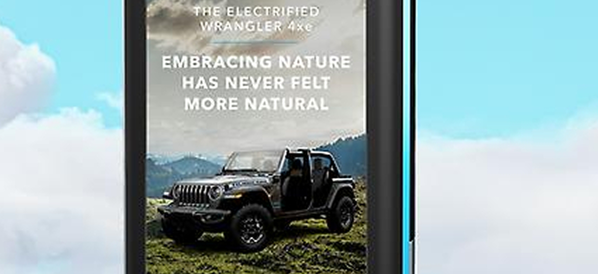Jeep Volta Charging Station