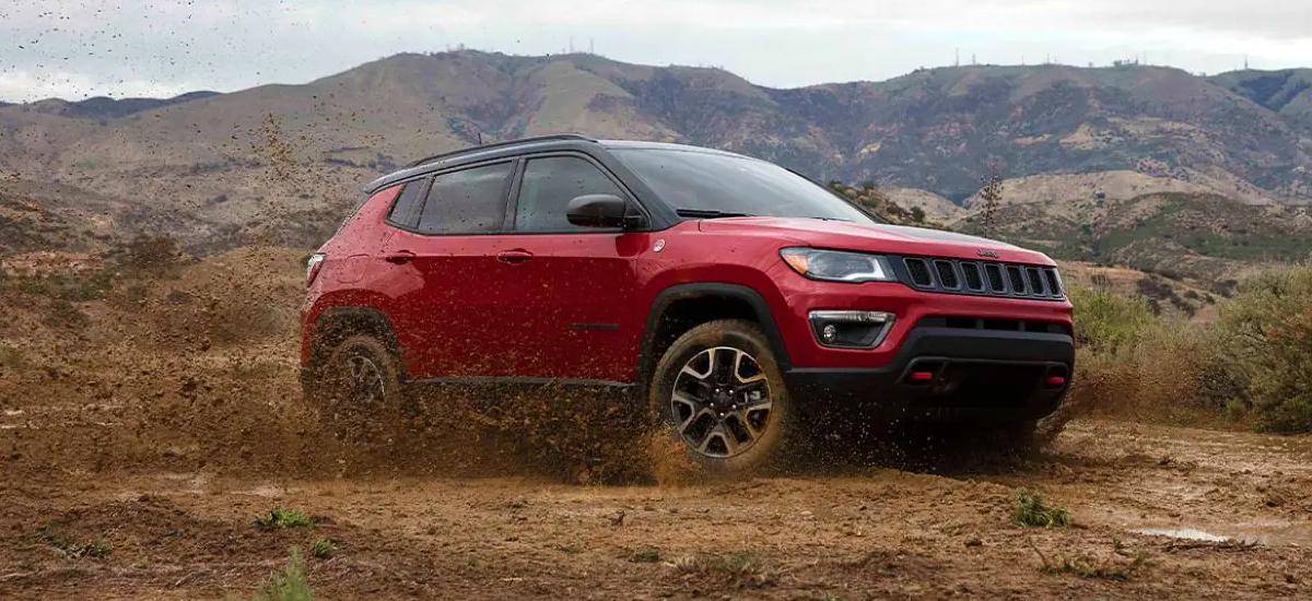 NowCar 2021 Jeep Compass
